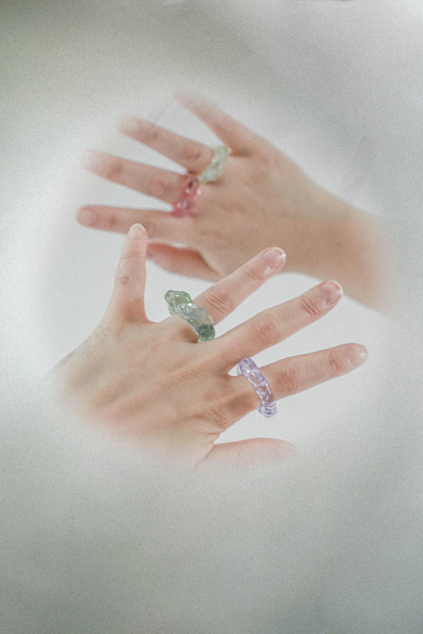 Rêveuse Style: Eye Spy Candied Jewels.