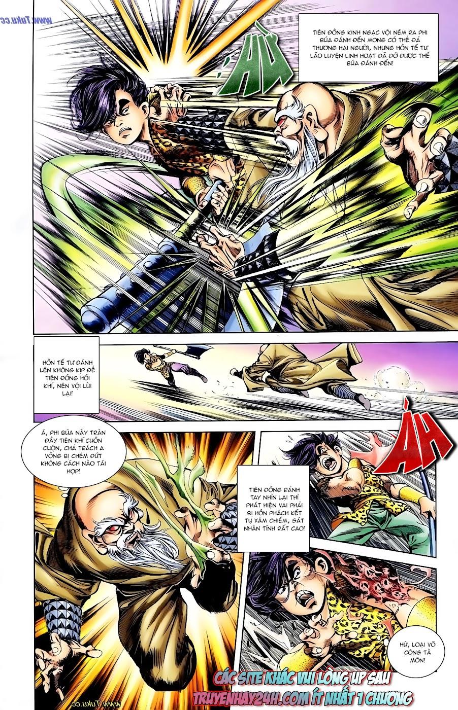 Cơ Phát Khai Chu Bản chapter 106 trang 30