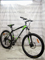 26 Inch Pacific Spazio 3.0 24 Speed Mountain Bike