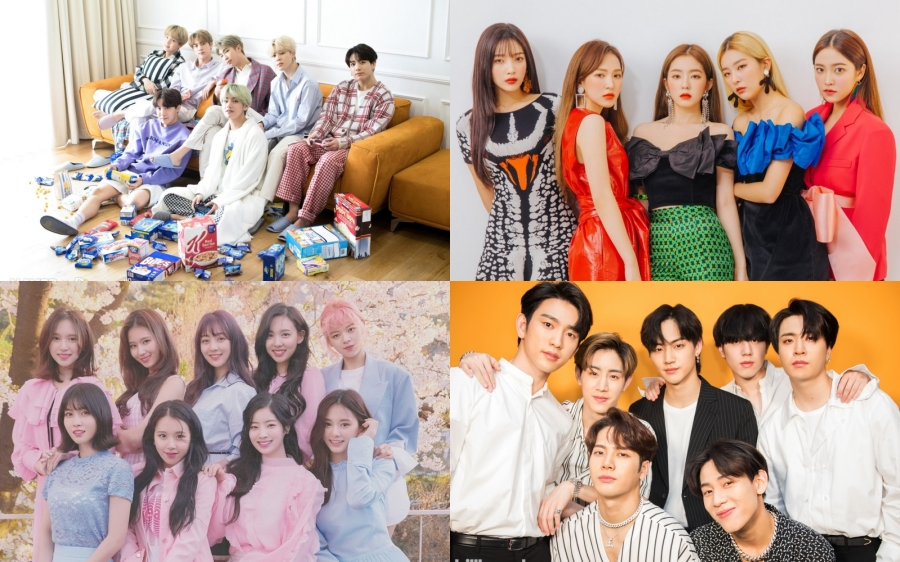2019 SBS Gayo Daejun Announces The First Line Up