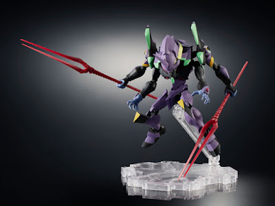 "Figuras: Imágenes y detalles del NXEDGE STYLE Evangelion Unit-13 de ""Evangelion: 3.0 You Can Can (Not) Redo"" - Tamashii Nations"