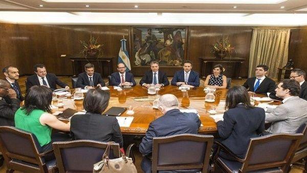 FMI concluye tercera revisión del préstamo a Argentina