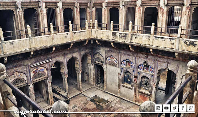 Haveli de Mandawa, India