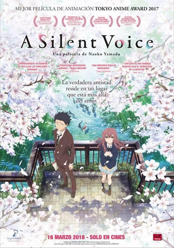 A Silent Voice - Naoko Yamada