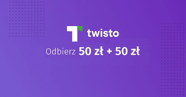Twisto 50 zł - Program Poleceń