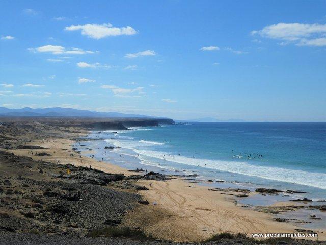 las playas más espectaculares de Fuerteventura