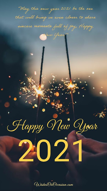 Happy New Year 2021: Top 100 Wishes, Messages, Quotes