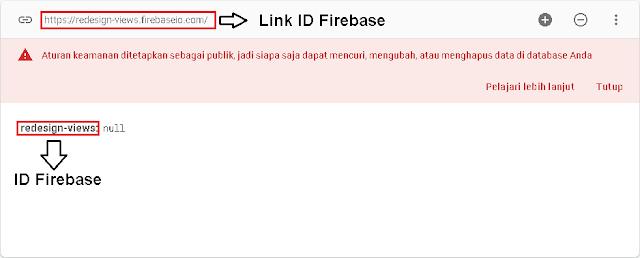 ID Firebase