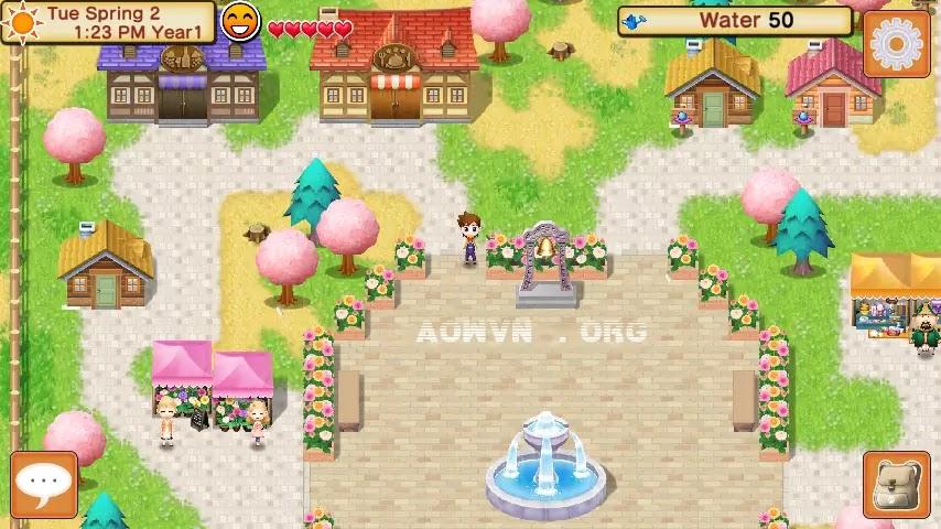 AowVN.org m%2B%25283%2529 - [ Offline ] Harvest Moon: Seeds of Memories | Huyền thoại game nông trại đã có trên Android & IOS