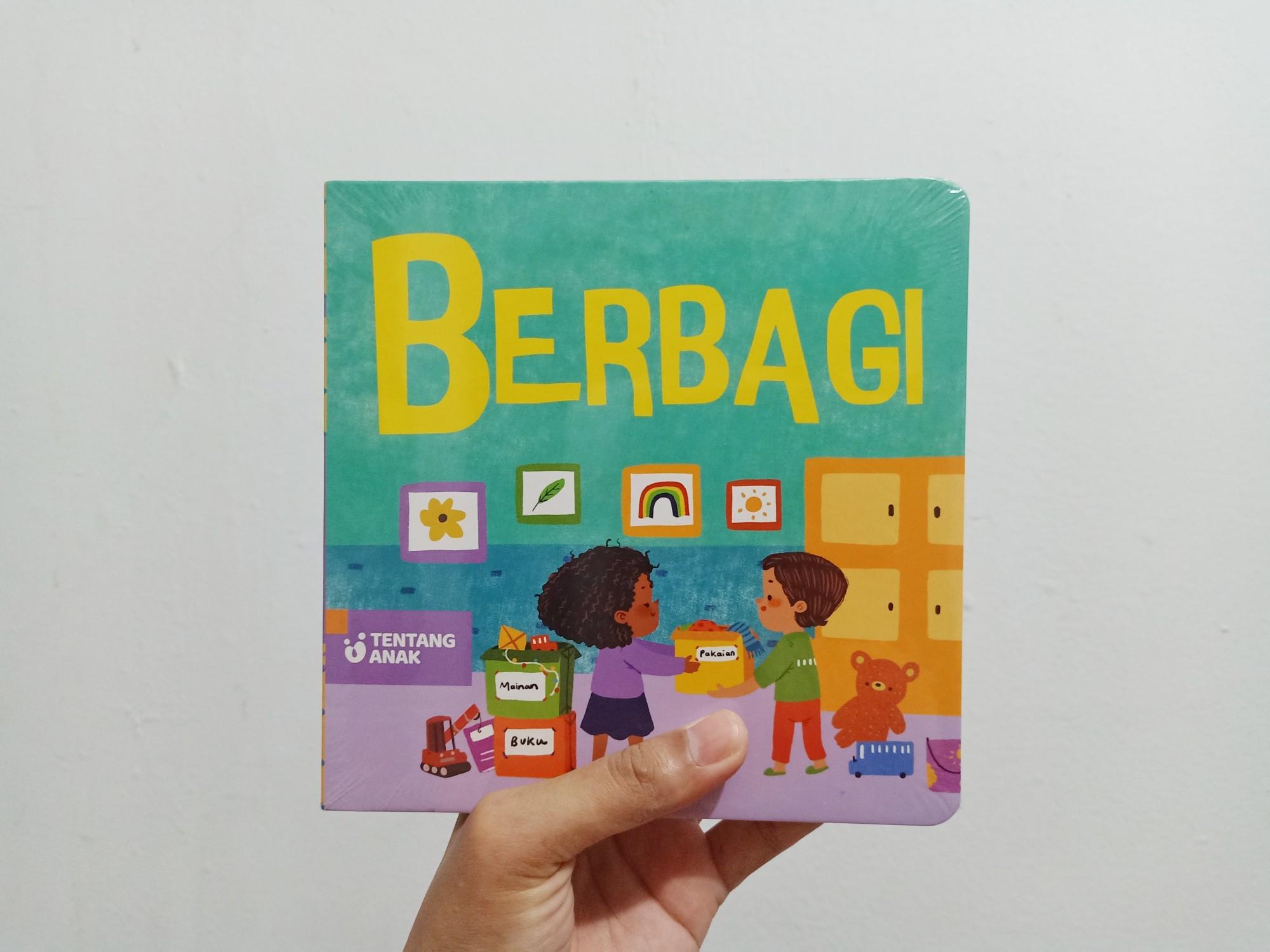 Belajar membaca anak