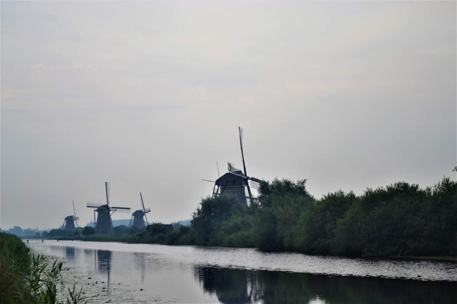 Mulino a Kinderdijk Olanda