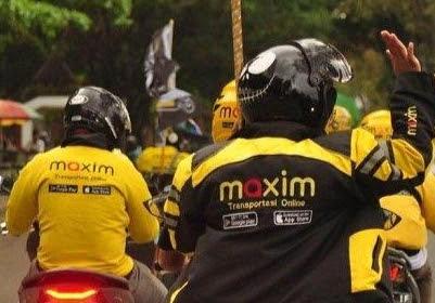 Cara Ganti Suara Orderan Maxim + file Download Nada Deringnya