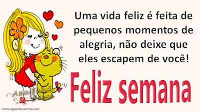 Uma vida feliz é feita de pequenos momentos de alegria, não deixe que eles escapem de você!