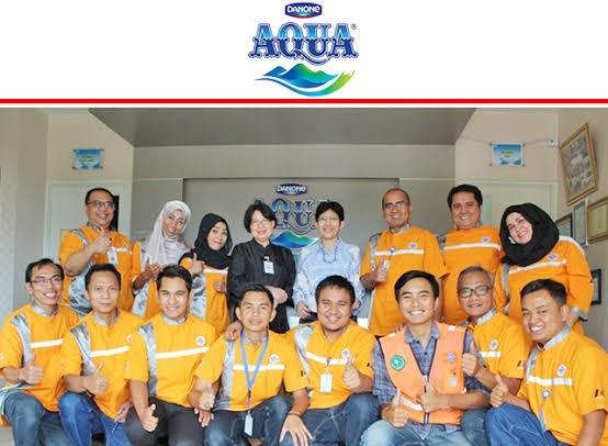 Lowongan Kerja dan Kesempatan Bergabung Bersama AQUA (Danone Group) Melalui Program Magang Mahasiswa/Lulusan Baru & Program Profesional Tahun 2019