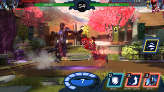 Power Rangers Legacy Wars v1.0.1 Mod Apk Data (Full Unlocked)