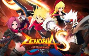 ZENONIA S Rifts In Time MOD APK 1.1.9 Full Version Terbaru 2016