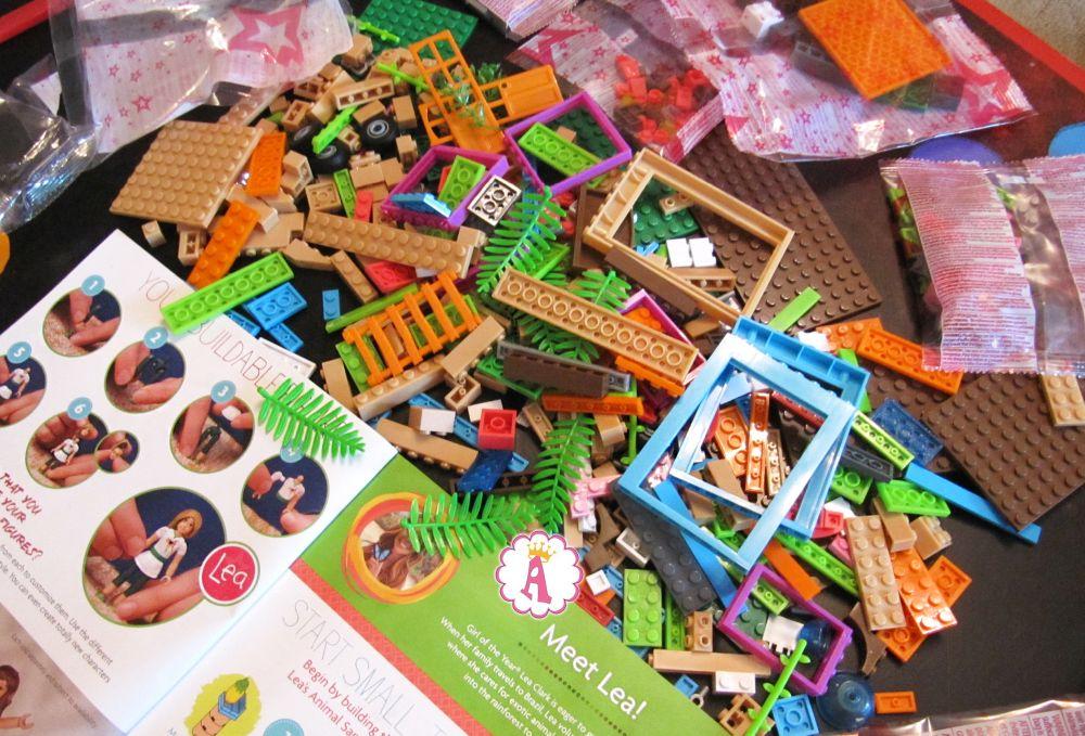 Качественный аналог Lego конструктор Mega Construx