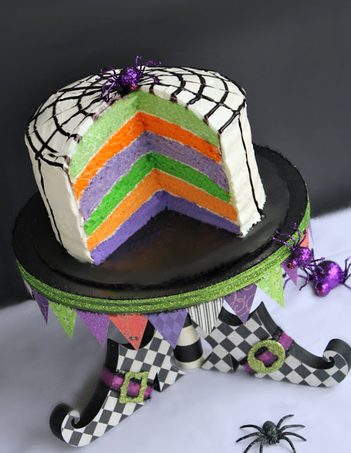 Witch Cake Stand Life And Linda