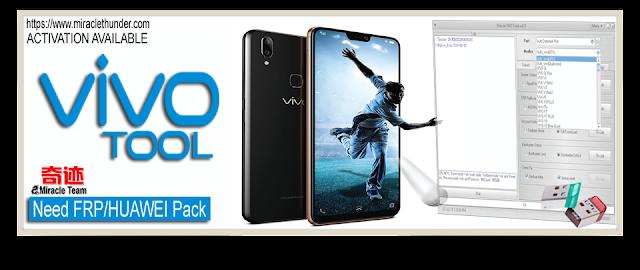Download Miracle VIVO Tool V4.25 setup free