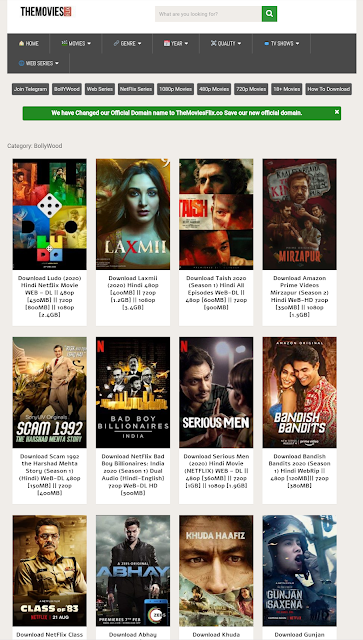 TheMoviesFlix 2021 ~ TheMoviesFlix co Illegal Website  18+ Movie Download, Hollywood Movie In Hindi, Indian Hot Web Series, Multi Language Movie, News about TheMoviesFlix Website
