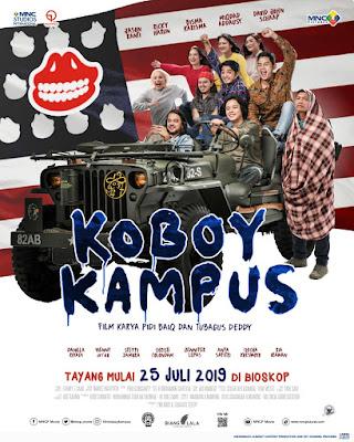 Poster Film Koboy Kampus