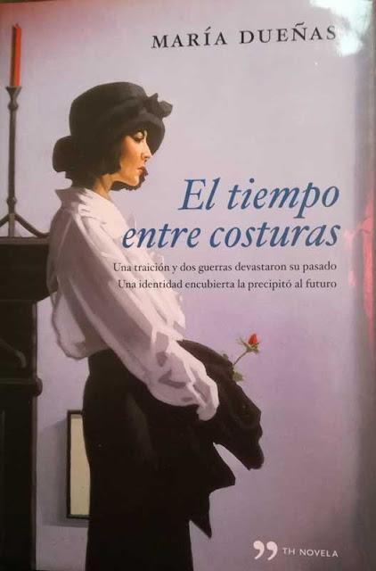 El tiempo entre costuras María Dueñas