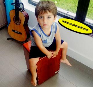 Belajar Drum Cajon (Acoustic Drum Box) Untuk Pemula