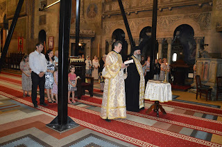TeDeum pentru Familia: Daria, Antonia, Laura si Sorin Poput, Catedrala Mitropolitana Cluj-Napoca