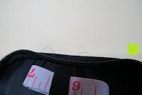 Fäden: Gwhole Nähset Nähzeug mit Etui Nähutensilien Set für Reise Notfall Haushalt Nähgarn, Maßband, Schere