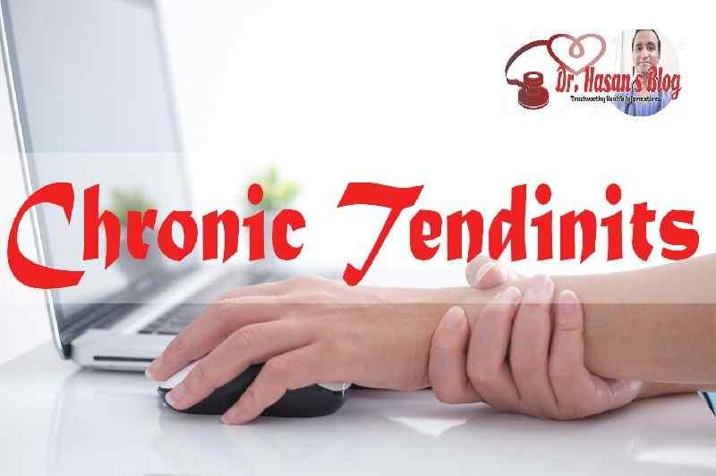 When tendinitis become chronic