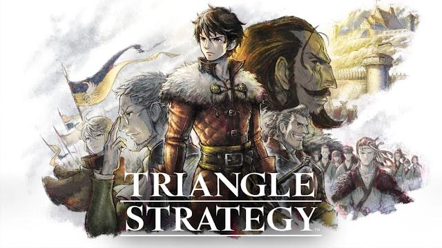 Triangle Strategy será lançado para Switch em 4 de março de 2022