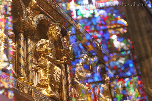 Aachen Cathedral Shrines & Relics