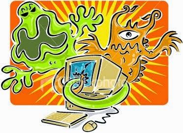 Cara Hapus Virus Tanpa Software