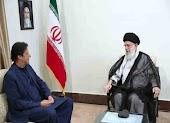 الرئيس الايراني يرحب بجهود الحكومه الباكستانيه لحل ازمة الخليج