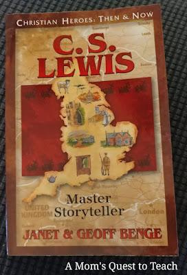 C. S. Lewis Master Storyteller Book cover
