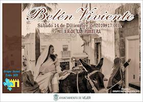 Vejer de la Frontera - Belén Viviente 2019