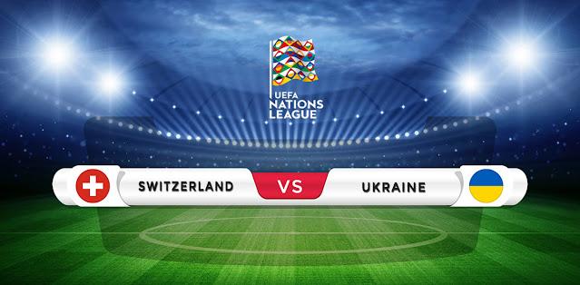 Switzerland vs Ukraine Prediction & Match Preview