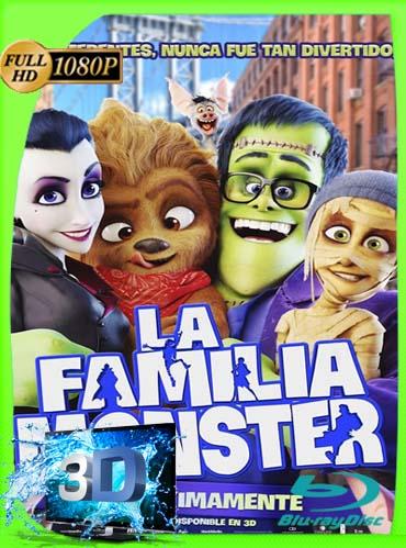 La Familia Monster (2017) 3D SBS [1080p] Latino [GoogleDrive] SilvestreHD