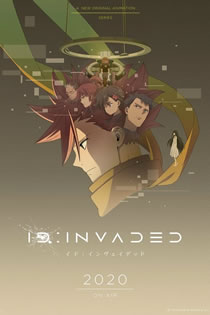 Anime ID:Invaded Legendado