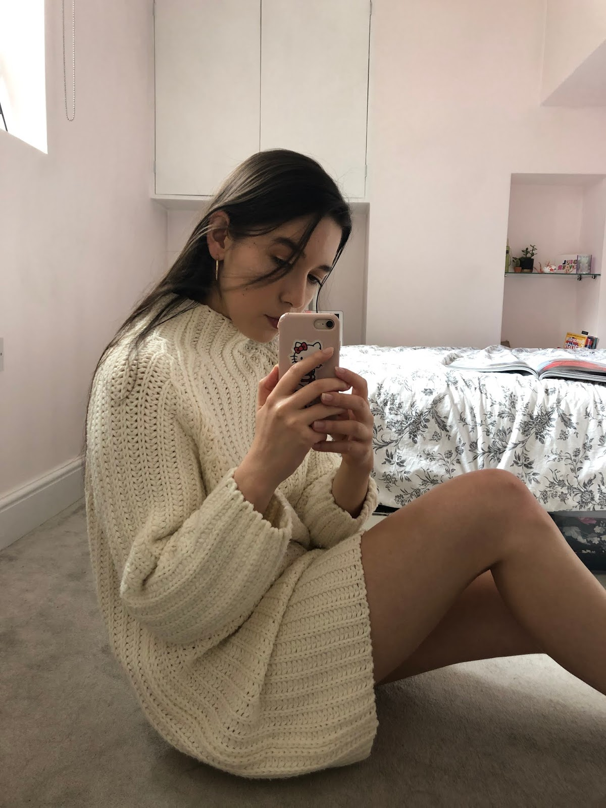 OOTD, outfit, fashion, style, blogger, jumper dress