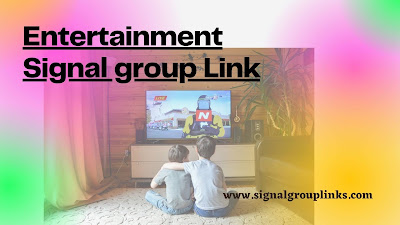 Entertainment Signal Group Link