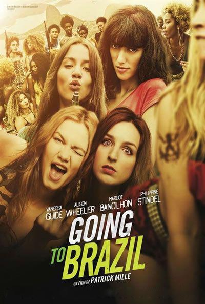 Going to Brazil [2018] [CUSTOM HD] [DVDR] [NTSC] [Latino]