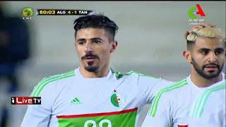 مشاهدة مباراة الجزائر ضد توغو بث مباشر اليوم 18-11-2018 كأس أمم افريقيا 2019