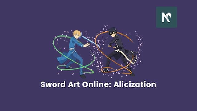 Nonton Sword Art Online Season 3 - Alicization Sub Indo