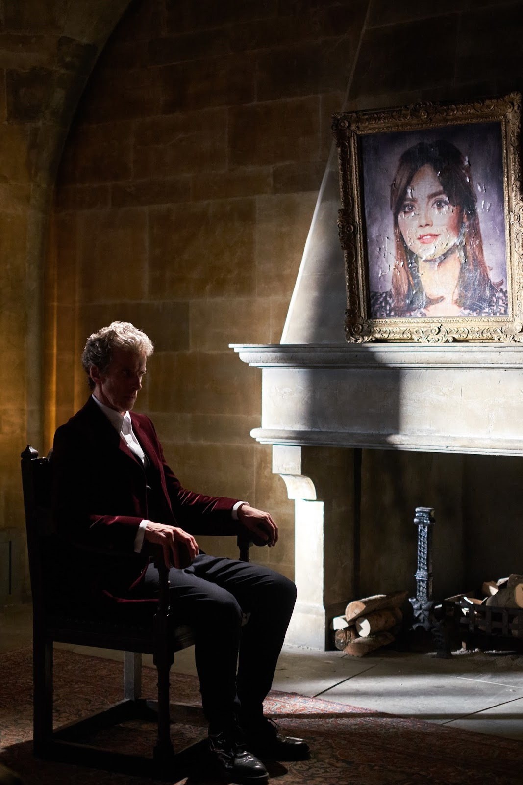 Doctor Who Series 9: Heaven Sent image gallery - Blogtor Who