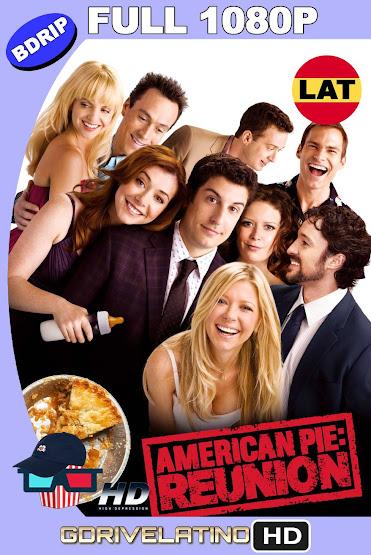 American Pie: El Reencuentro (2012) UNRATED BDRip 1080p Latino-Ingles MKV