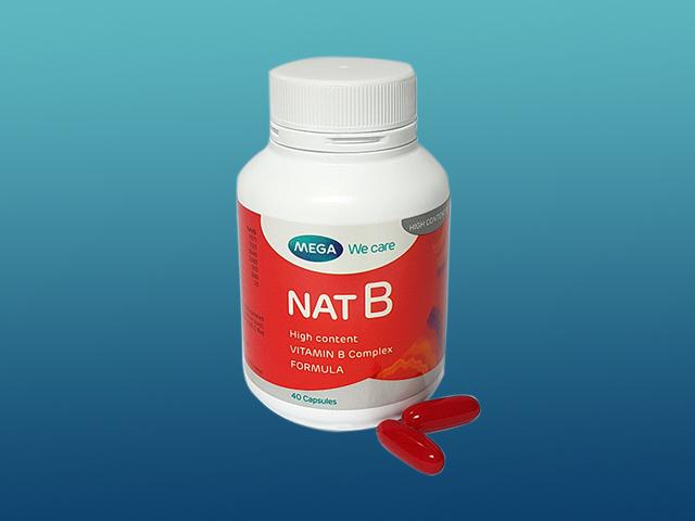 Nat B Formula Vitamin B Paling Komplit Untuk Hidup Sehat
