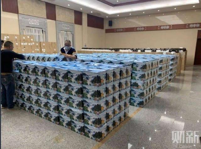 Một phân tích mới của bà Anna Fifield, người đứng đầu văn phòng Bắc Kinh của tờ Washington Post, cho rằng số người chết thực sự vì virus corona ở Vũ Hán có thể cao hơn ít nhất 16 lần con số báo cáo của Trung Quốc cộng sản.