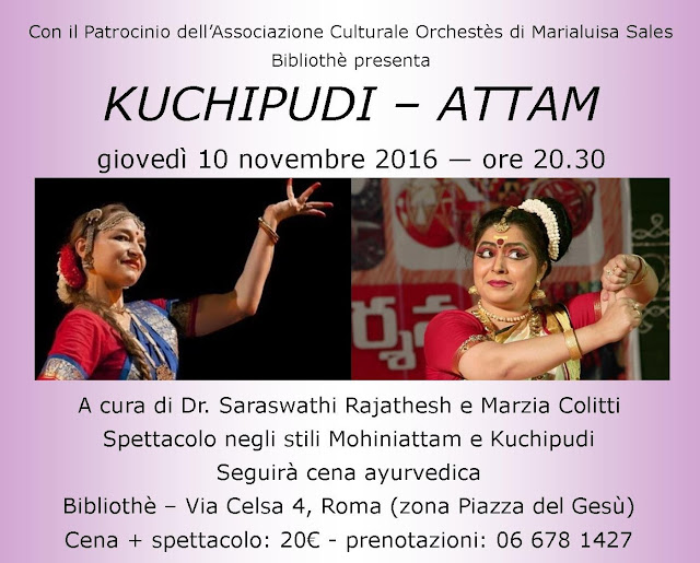 danza indiana roma bharata natyam kuchipudi kathak mohini attam odissi