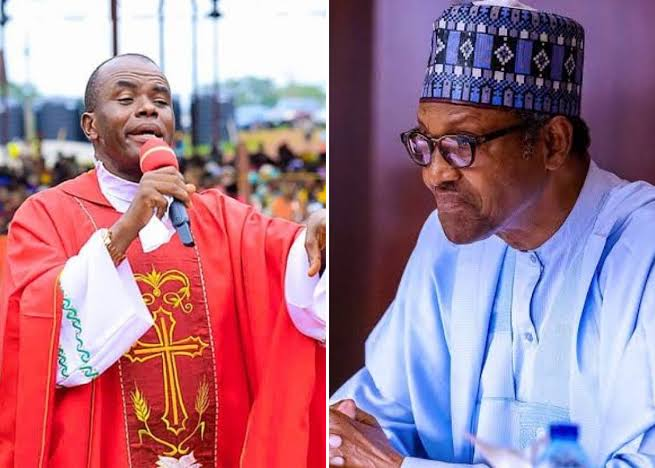 Catholic Church Suspends Father Mbaka Over Row With Buhari